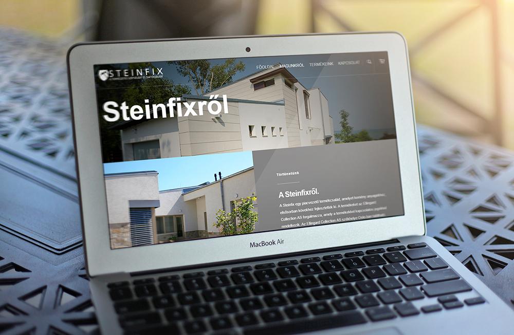 Steinfix webshop